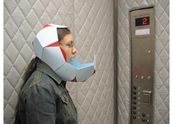 Paper helmets