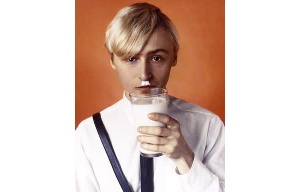 Nazi Milk
