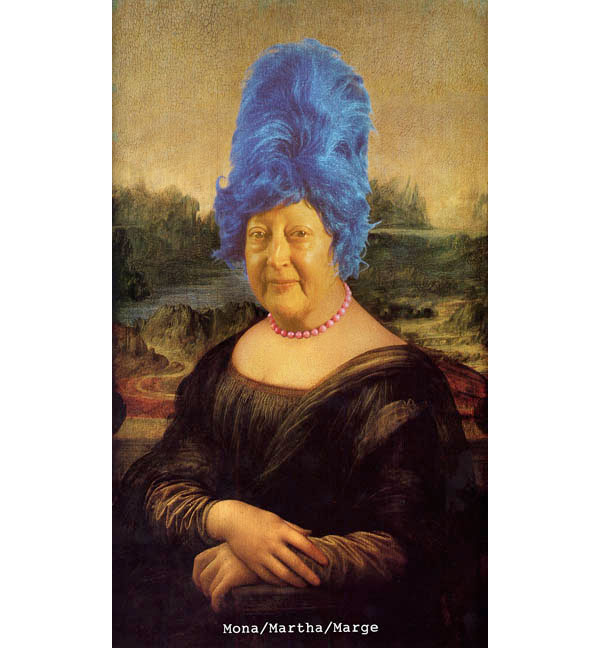 Marge Martha Mona