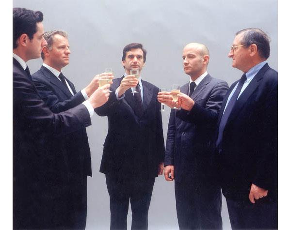 image Série actualités, le toast
