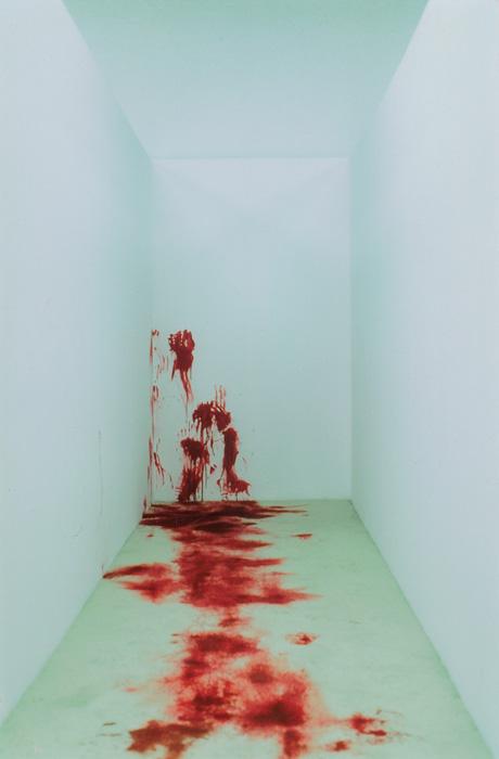 Untitled (corridor 1)