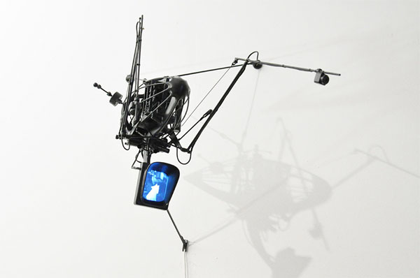 Spider Drone, 2011